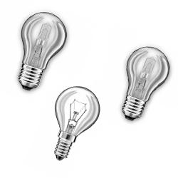 Шарообразные лампы