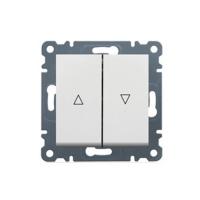 Выключатель для жалюзи Контактор LUMINA2 WL0320/WL0321