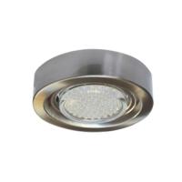 Светильник Ecola GX53 FT3073 сатин-хром