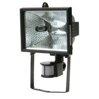 Прожектор  150W +сенсор black  (без ламп) GO-3020