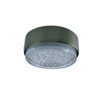 Светильник Ecola GX53  FT9073 черный бронзовый