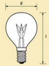 Лампы с каплевидной колбой