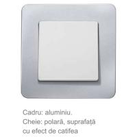Серия berker Q.7 алюминий