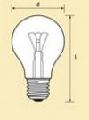 Лампы общего назначения, дневной свет