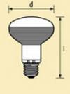 Лампы с отражателем, дневной свет