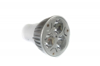 LED Bulb 3*1W White Light