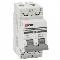 Выключатель нагрузки 2P 16А ВН-63 EKF PROxima