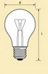 Декоративные лампы-свечи
