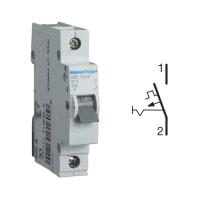 Автоматический выключатель 1P 6kA B-10A 1M