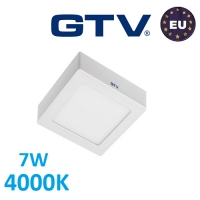 Светильник LED MATIS 7W 4000K IP 20 GTV