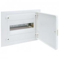 Щит внутренней установки с белой дверцей, 12 мод. (1х12), GOLF Hager VF112PD