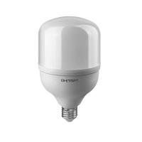 Светодиодная лампа высокой мощности ОНЛАЙТ LED OLL-T125-50W-230 E40E27